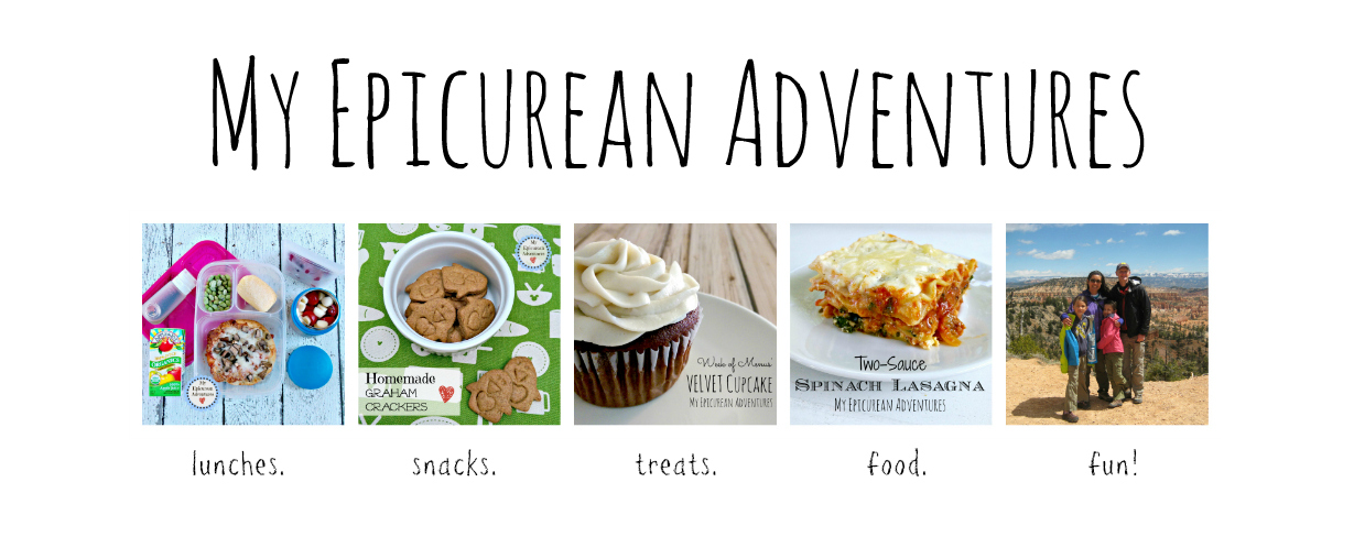 My Epicurean Adventures
