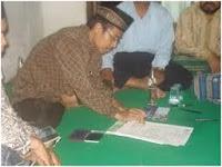Sekretaris Umum PP. Minhajut Thullab & Kepala Sekolah SMK Unggulan NU Mojoagung