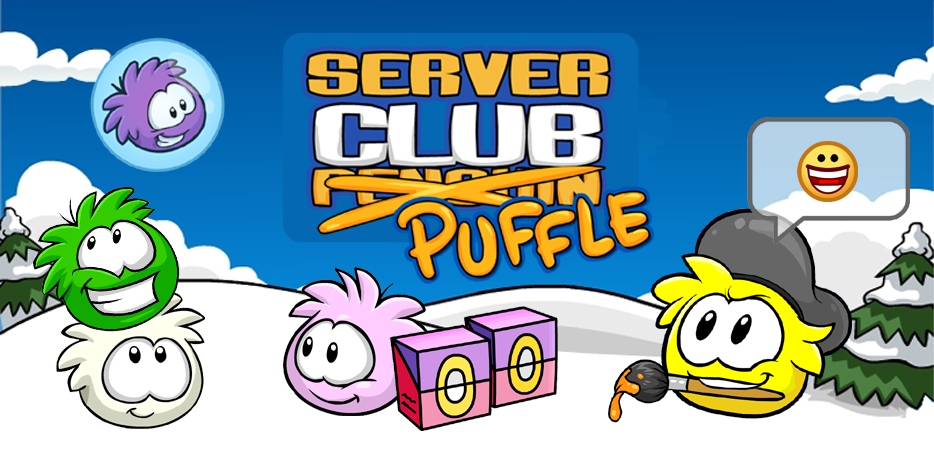 Server Club Penguin - Club Penguin Cheats | Festa dos Puffles