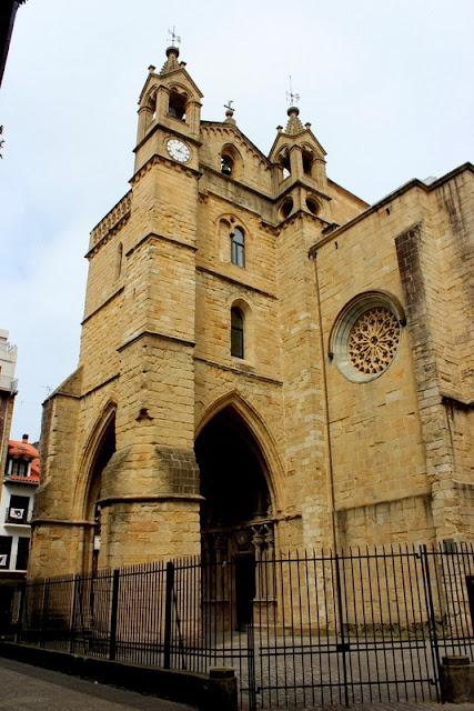 Iglesia de San Vicente Donostia