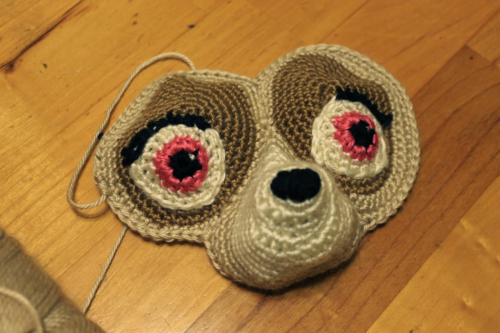 Crochet Hat Pattern Paw Patrol : Katie Cooks and Crafts: Paw Patrol Crochet Skye