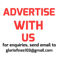 Want to Advertise on Gloriafines?
