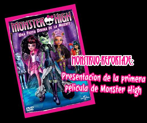 Presentación del DVD Ghouls Rule