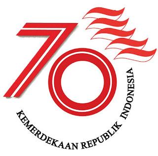 Gambar Logo HUT RI ke 70 tahun 2015