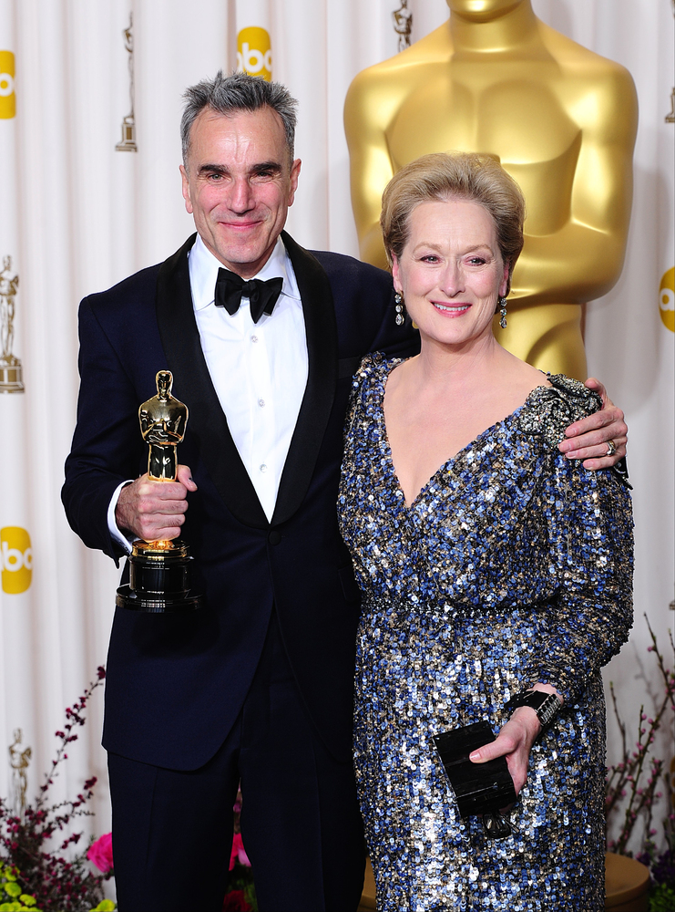 Daniel Day Lewis wins best actor