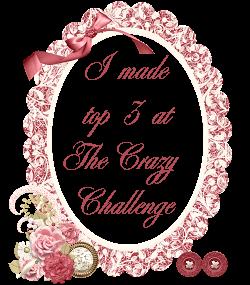 Аз съм в Топ 3 от Предизвикателство # 250 Използвай цветя