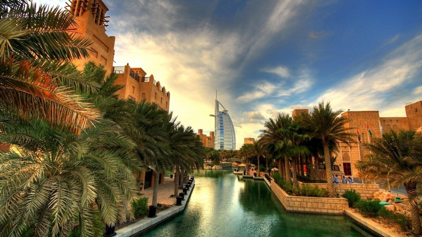 Dubai Architecture | Full HD Desktop Wallpapers 1080p