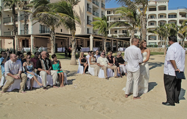 Wedding Photography at Barcelo, Los Cabos
