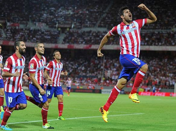 Diego Costa is ready to play against Barcelona