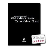 Frugal GM Review: Tribes Most Foul (GM's Miscellany)