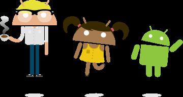 Download Androidify, besplatna aplikacija za Android mobitele avatari