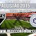 São Paulo x São Bento - Paulistão - 19h30 - 12/03/15