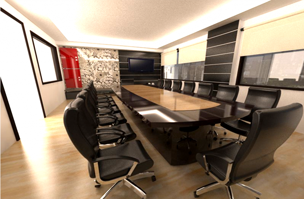 Foundation dezin decor 3d office design for Office design 3d