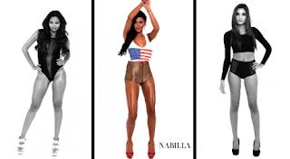 Nabilla très peu vêtue dans le nouveau clip du groupe « Make the girl dance » ! Vidéo