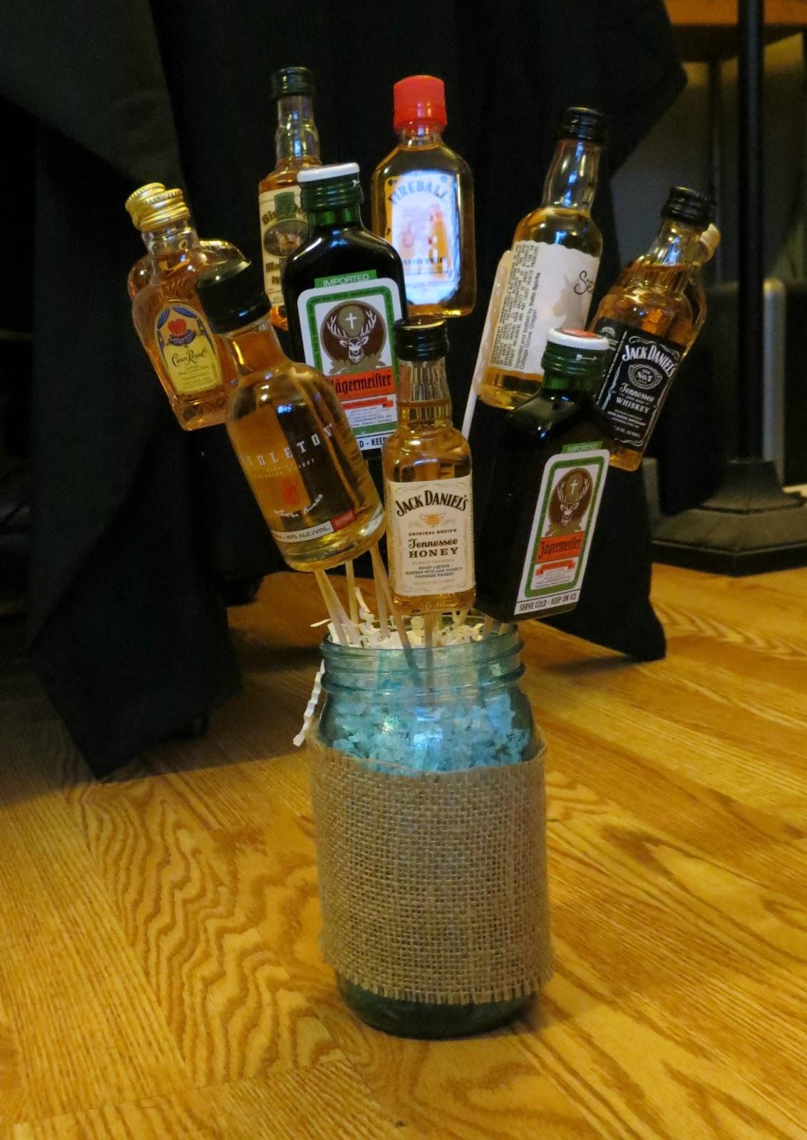 Алкогольный напиток подарок мужчине