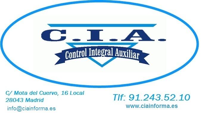 Control Integral Auxiliar