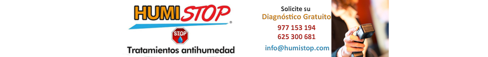 Empresa dedicada a la eliminación de humedades
