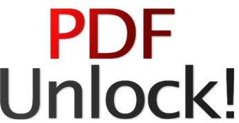 how to unlock a locked pdf document