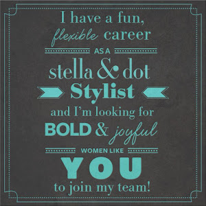 I Sell Stella&Dot Jewelry!