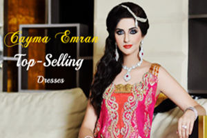 Cayma Emran Bridal Party Wear