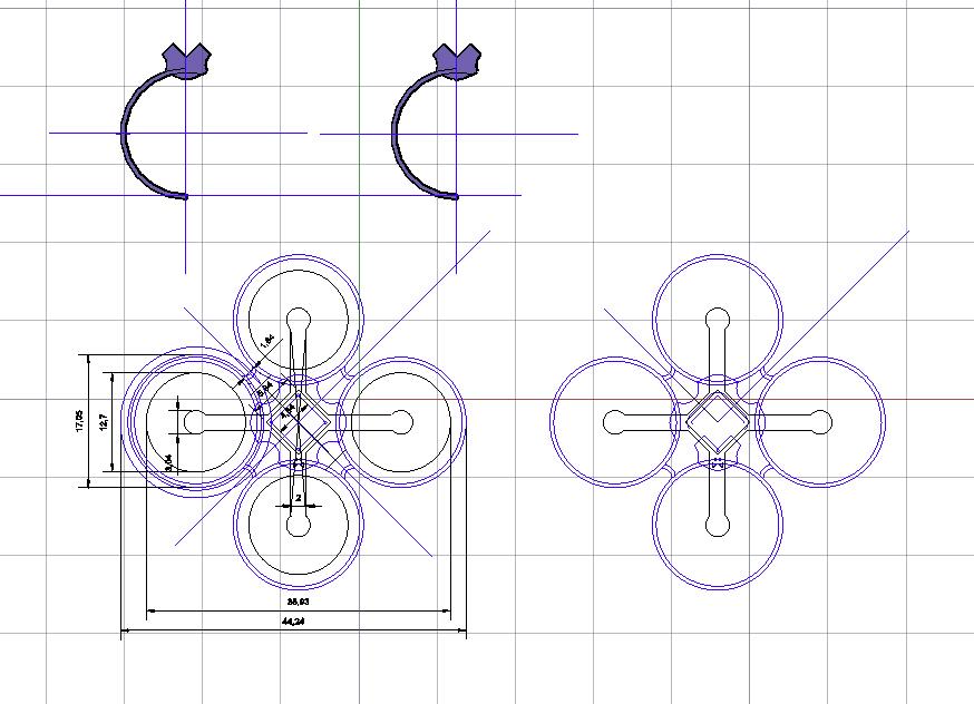Frame design and modelling
