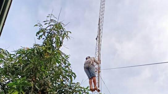 Pembangunan jaringan internet desa di Subang Dipercepat