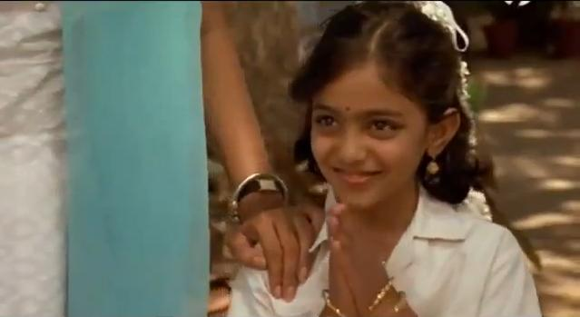 Nithya Menon Childhood Photos from Hanuman Movie Stills wallpapers
