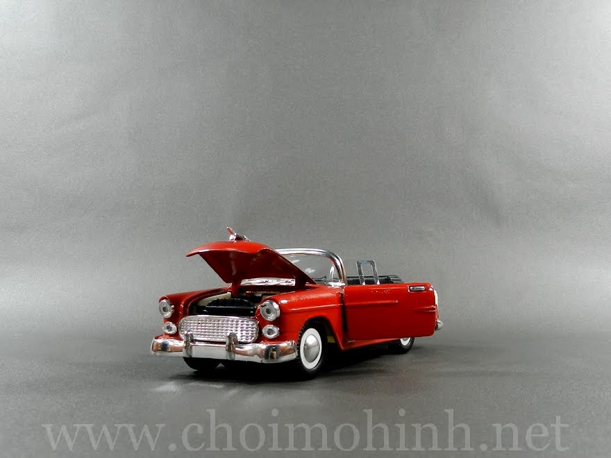 Chevrolet Belt Air 1955 1:32 front
