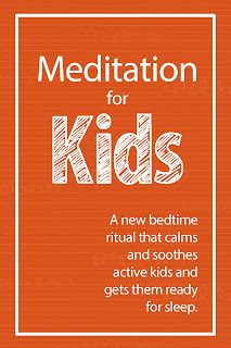 A new bedtime ritual that calms and soothes active kids and gets them ready for sleep.