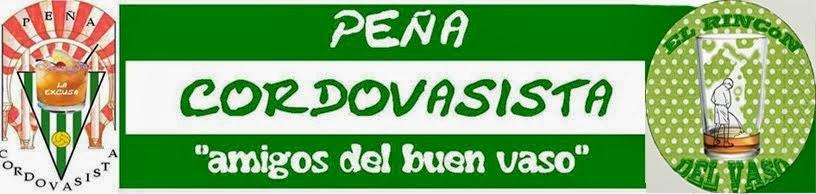 """Peña Cordovasista """"la excusa"""""""