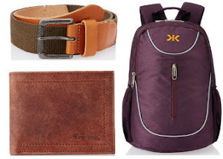 Amazon : Buy Bags, Wallet and More Accessories And Get Upto 50% : Buytoearn