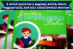 Garden Super Hero Tales -  The Book