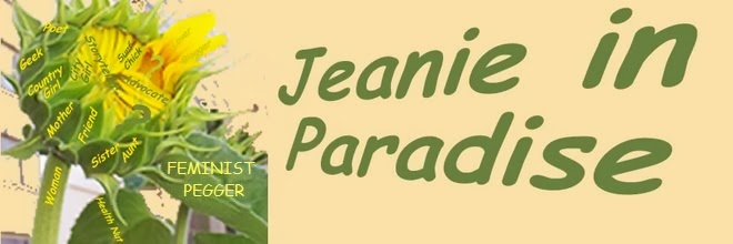 Jeanie in Paradise