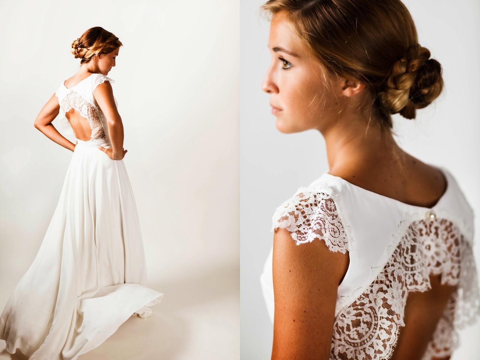 Wedding Spirit créatrice Marion Kenezi des robes de mariée sur mesure