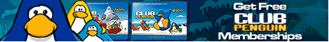 Free Club Penguin Memberships