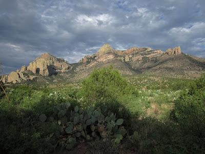 Cave Creek Canyon, Arizona
