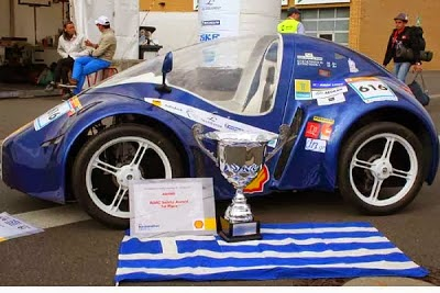 Ελληνικό αυτοκίνητο υδρογόνου – Με ένα λίτρο διανύει 500 χιλιόμετρ
