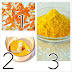 ORANGE PEELS FOR SKIN CARE