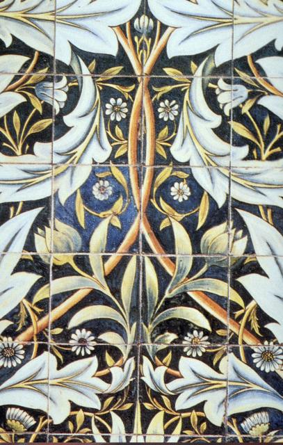 william morris work. such as William Morris and