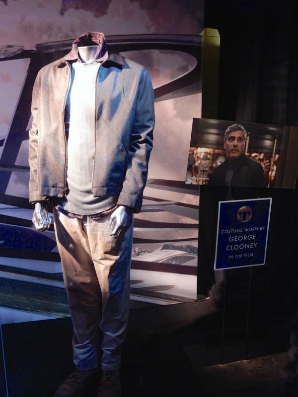 George Clooney Tomorrowland Frank Walker film costume