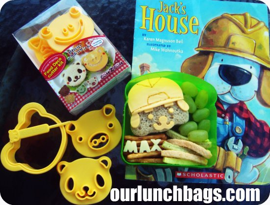 Our Lunch Bags - Jack's House