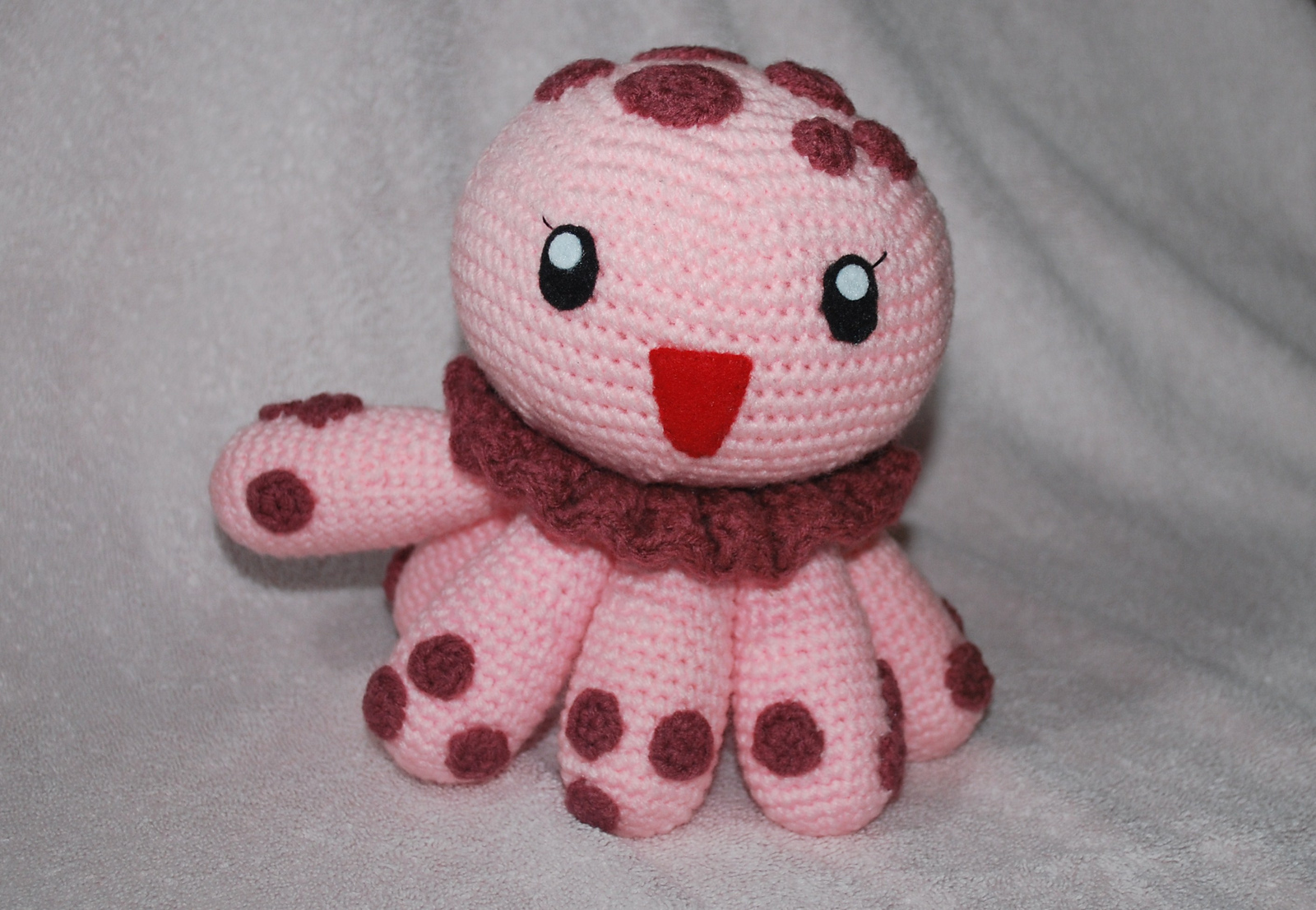 Crafty hanako clara the spotted jellyfish amigurumi pattern clara the spotted jellyfish amigurumi pattern bankloansurffo Choice Image