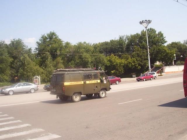 coches de Transnistria