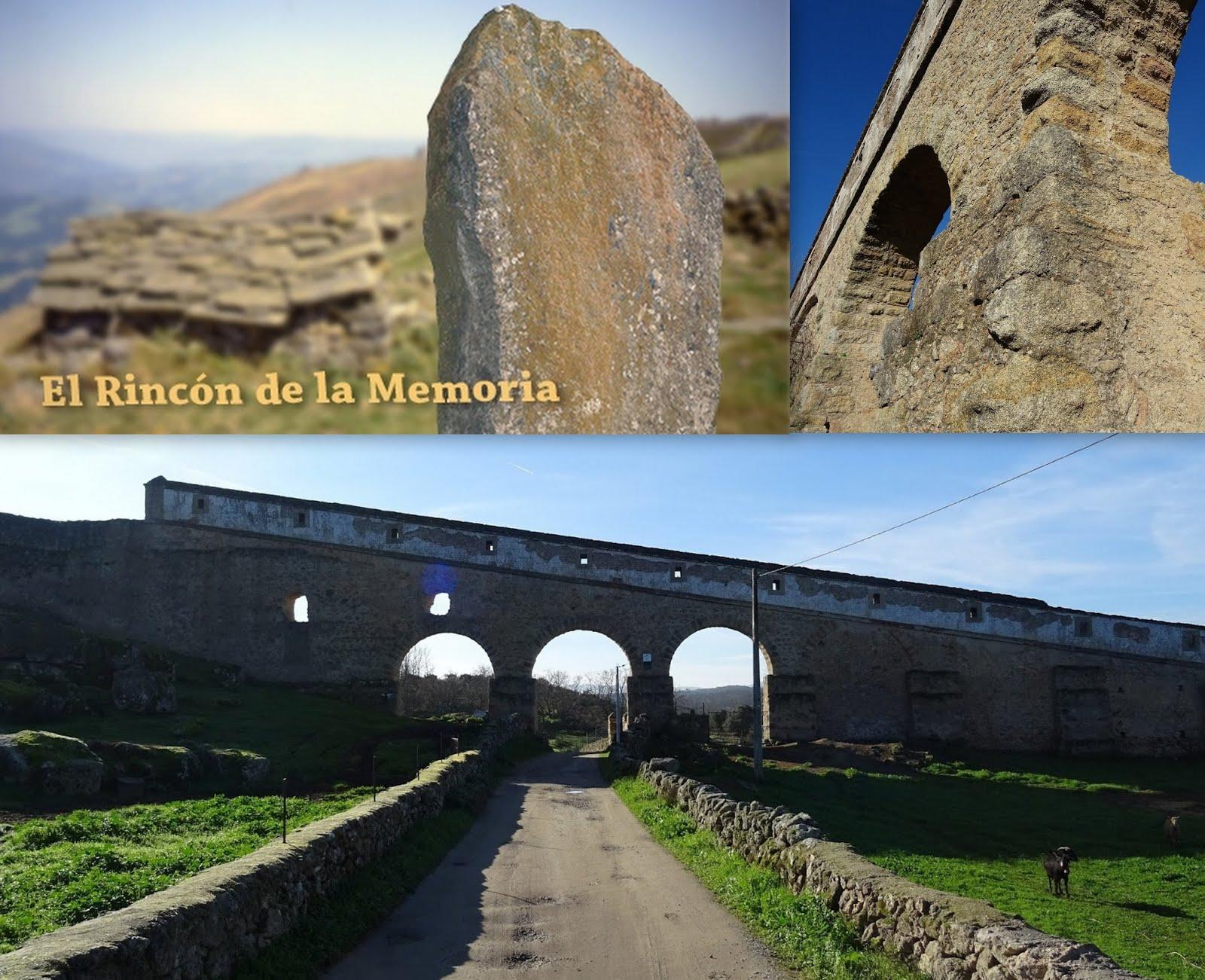 El Rincón de la Memoria: Acueducto de Valencia de Alcántara
