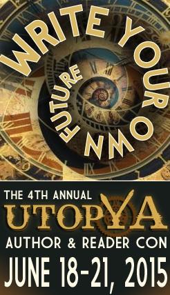 UtopYA Con 2015 Author