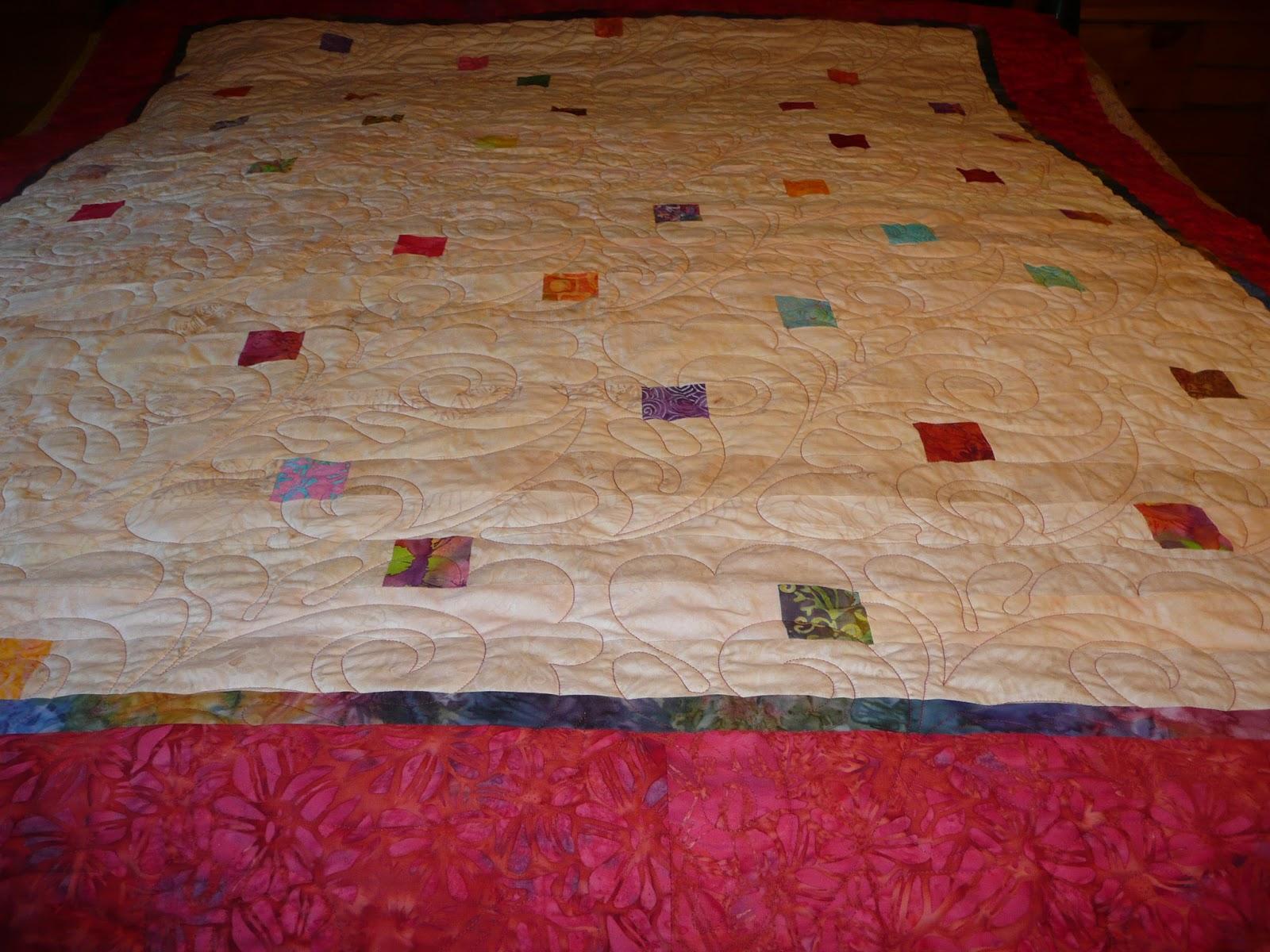 Acorn Ridge Quilting: Mary's Jelly Roll Race Quilt : jelly roll race quilt pattern - Adamdwight.com