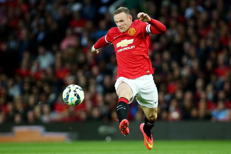 Rooney Percaya Masa Depan Menjanjikan Bersama LVG