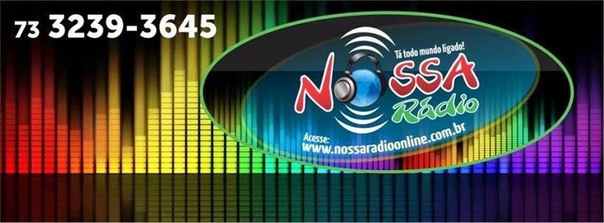 NOSSA RÁDIO ON LINE