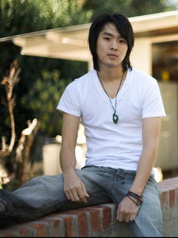 Justin Chon Hairstyle Men Hairstyles Dwayne The Rock