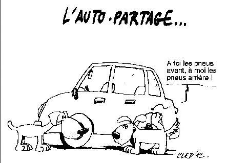Proveysieux en chartreuse un stage de dessin humoristique - Dessin humoristique voiture ...